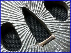 Japanese Iron Tosho Tsuba- Edo Period