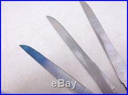 KOGATANA 6 Pieces Set Japanese Modern Sword fittings for Kozuka, Koshirae