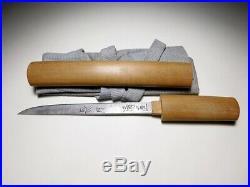 SIGNED O-KOGATANA Sword Japanese Original Gendaito Tanto in Shirasaya